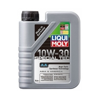Моторное масло LIQUI MOLY Special Tec AA 10W30, 1л