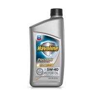 CHEVRON Havoline ProDS Synthetic M/O 5W40, 0.946л 223726482